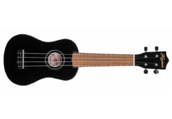 Kozmos KUK-100 Black - Soprano Ukulele