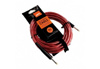 Ashton GC10 10FT Guitar Cable Red - Enstrüman Kablosu (3 mt)