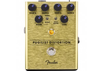 Fender Pugilist Distortion Pedal - Distortion Pedalı
