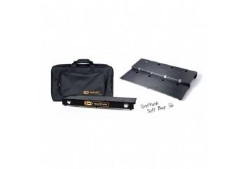 T-Rex ToneTrunk 56 - 22x12.4 Pedalboard with Gig Bag  - Pedal Board & Çanta