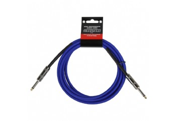 Strukture SC10 10-Feet Instrument Cable Blue