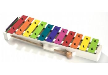 Sonor BWG Boomwhackers Glockenspiel Soprano - Metalofon