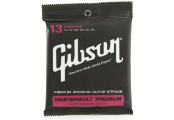 Gibson SAG-BRS13 Masterbuilt Premium 80/20 Bronze Medium