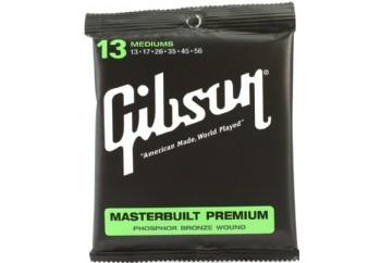 Gibson SAG-MB13 Masterbuilt Premium Phosphor Bronze