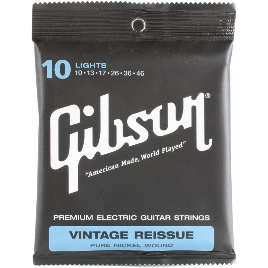 Gibson VR10 Vintage Reissue Electric Strings