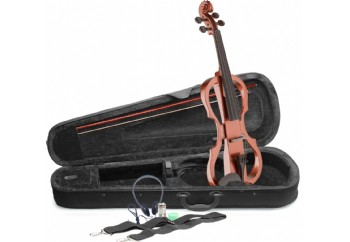 Stagg EVN X-4/4 Series Electric Violin Outfit VBR