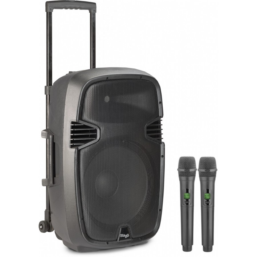 Stagg RE-VOLT12U Battery Powered Speaker