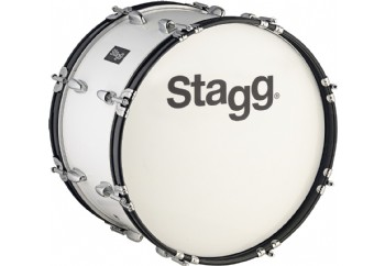 Stagg MABD-2212 Marching Bass Drum with strap & beater - Bando Davulu