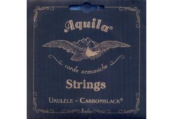 Aquila 148U Carbonblack Low G - Soprano Ukulele Teli