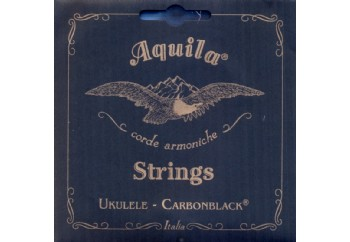 Aquila 149U Carbonblack Low G - Concert Ukulele Teli
