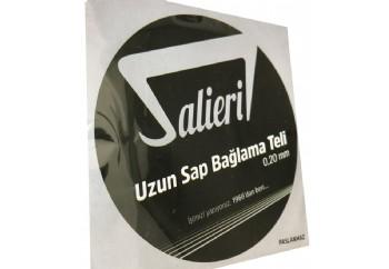 Salieri 0.20 mm Paslanmaz Takım Tel - Uzun Sap Bağlama Teli 020