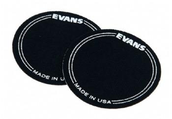 Evans EQPB1 Bass Drum Patch - Bas Davul Deri Koruyucu (2 adet)