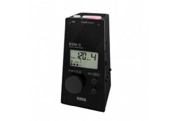 Korg KDM3 BK - Siyah - Dijital Metronom