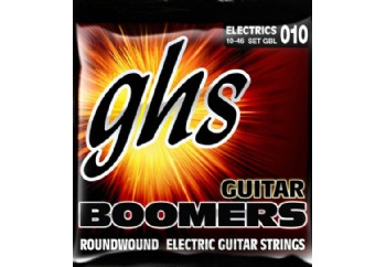 GHS GBL Boomers Light 010 Electric Guitar Strings - Elektro Gitar Teli 010