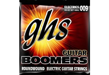 GHS GBXL Boomers Extra Light Electric Guitar Strings - Elektro Gitar Teli 009
