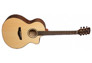 Faith Neptune Signature - Bronzed Sycamore / Spruce FSGNCBSYS - Akustik Gitar
