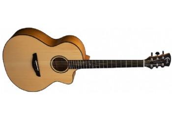 Faith Patrick James Neptune Cutaway Signature - London Plane Tree FSG-NC-LPT - Akustik Gitar
