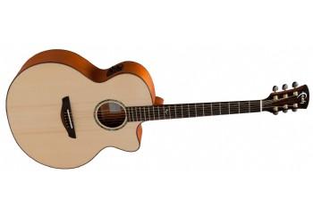 Faith FJCE - Natural Jupiter Cut - Elektro Akustik Gitar