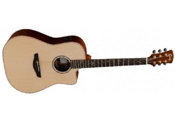 Faith FSCEHG - HiGloss Saturn Cutaway/Electro - Elektro Akustik Gitar