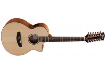 Faith FV12TB - Trembesi Venus 12 String Cut - 12 Telli Akustik Gitar
