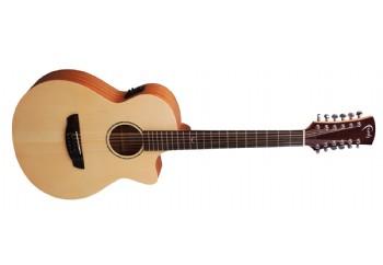 Faith FKV12 - Naked Venus 12String Cut - 12 Telli Akustik Gitar