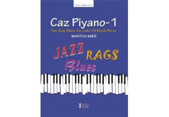 Caz Piyano - 1 Kitap