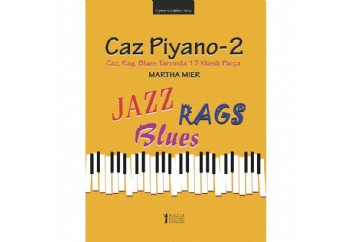 Caz Piyano - 2 Kitap