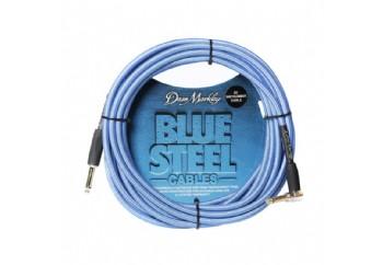 Dean Markley BSIN20R Blue Steel Cable 6m SL Guitar Cable - Enstrüman Kablosu (6 mt)