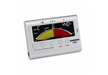 Samson CM40 Chromatic Electronic Tuner & Metronome - Metronom & Tuner