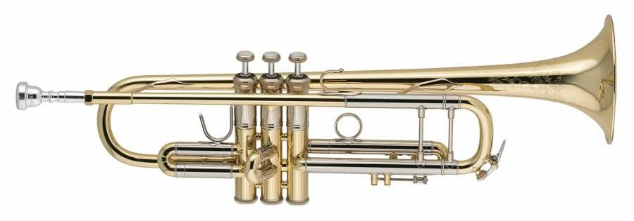 Welp Bach Professional Model 19037 Bb Trumpet Bb Trompet BZ-56
