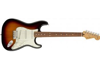 Fender Player Stratocaster 3-Color Sunburst - Pau Ferro