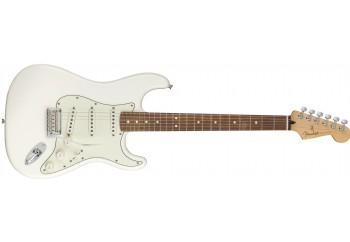 Fender Player Stratocaster Polar White - Pau Ferro