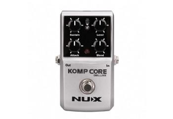 Nux Komp Core Deluxe - Compresör Pedalı