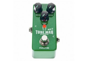 Nux Tube Man MK II Mini Core - Overdrive Pedalı