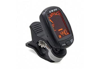 Swiff A3 Professional Clip/Mic Flat Pitch Tuner - Akort Aleti