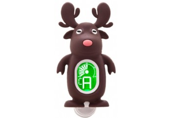 Swiff A7 Patent Cute Cartoon Reindeer Universal Clip-on Tuner - Akort Aleti