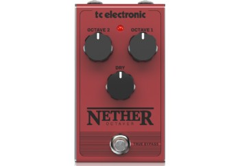 tc electronic Nether Octaver - Oktav Pedalı