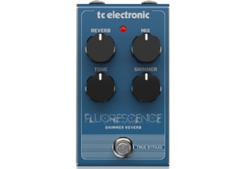 tc electronic Fluorescence Shimmer Reverb - Reverb Pedalı