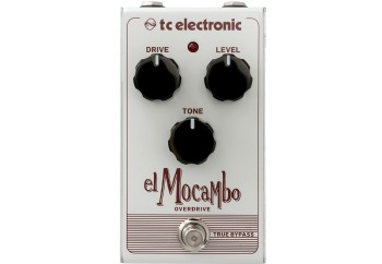 tc electronic El Mocambo Overdrive - Overdrive Pedalı