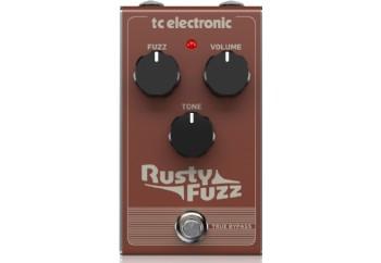 tc electronic Rusty Fuzz - Fuzz Pedalı