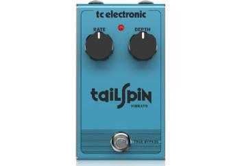 tc electronic Tail Spin Vibrato - Vibrato Pedalı