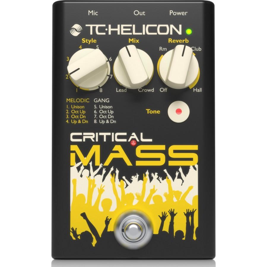 TC-Helicon Critical Mass