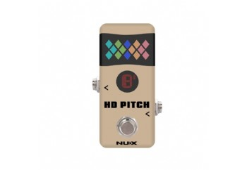 Nux HD Pitch Mini - Pedal Tuner