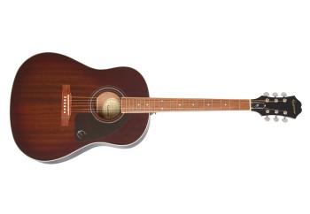 Epiphone AJ-220S Mahogany Burst - Akustik Gitar