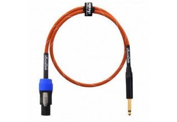 Orange CA-JS-STSP-OR-3 TS-Speakon Speaker Cable - Hoparlör- Kabin Kablosu (1 mt)