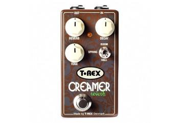 T-Rex Creamer - Reverb Pedalı