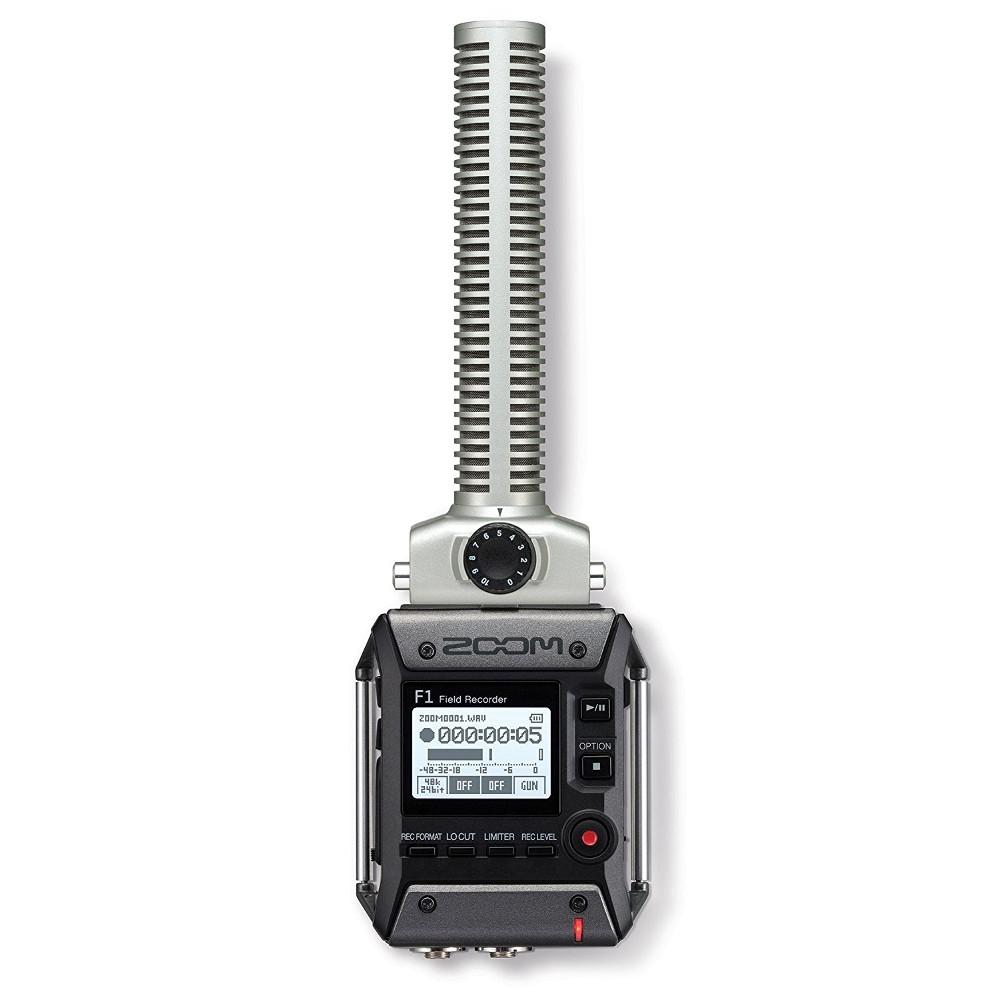 Zoom Dijtal Multitrack Recorder F1-SP - Kayıt Cihazı