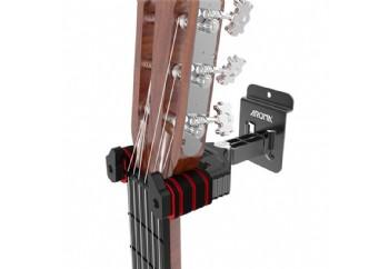 Aroma AH83C01 - Klasik Gitar için Duvara Monte Gitar Sehpası