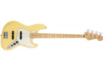 Fender Player Jazz Bass Buttercream - Maple - Bas Gitar