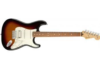 Fender Player Stratocaster HSS 3-Color Sunburst - Pau Ferro